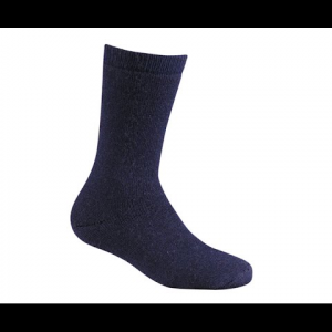 Fox River Slalom Jr Youth Snowsport Socks - Navy