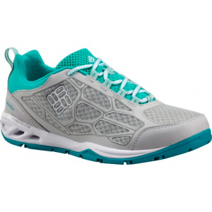 Columbia Women ' S Megavent Fly Shoes - Cool Grey / Dolphin
