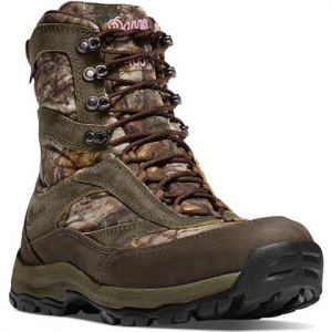 Danner Women ' S High Ground 8 Inch Realtree Xtra 400g Boot - Realtree Xtra