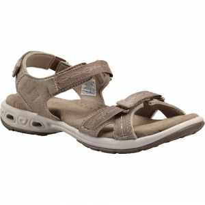 Columbia Women ' S Kyra Vent Ii Sandals - Silver Sage / Pebble