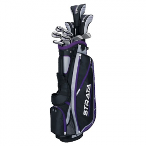 Callaway Women ' S Strata Plus 14 - Piece Golf Set