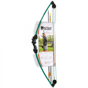 Fred Bear Archery Youth Scout Bow Set