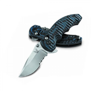 Benchmade Knives Axis Flip Thumbstud Folding Blade