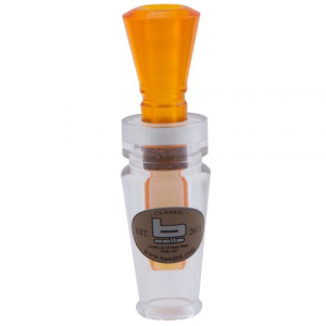 Banded Classic Series Open Water Duck Call : Double Reed - Clear / Amber