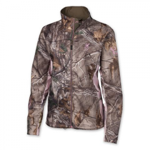 Browning Women ' S Hell ' S Belles Ultra - Lite Jacket - Realtree Xtra / Realtree Pink