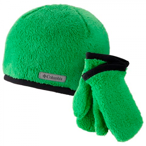 Columbia Youth Pearl Plush Set - Fuse Green