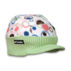 Columbia Youth Visor Hat - Lolli Pop Bbl