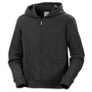 Columbia Girls Glacier Fleece Ii Full Zip - Black