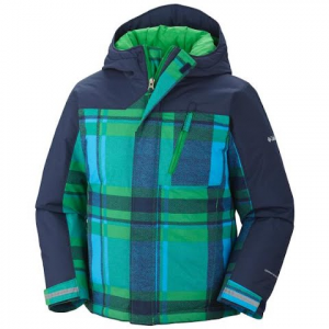 Columbia Boys Toddler Snowbank Jacket - Mystery
