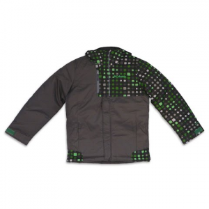 Columbia Youth Boy ' S Fusion Exact Jacket - Boulder Print