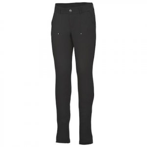 Columbia Youth Girls Fly By French Terry Pant - Black