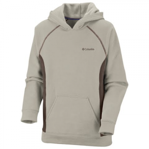 Columbia Boys Youth Crater Mountain Pullover - Fossil ( 160 )