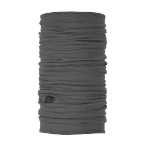 Buff Merino Wool Buff Solids - Grey