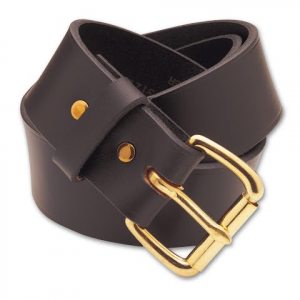 Filson 1 1 / 2 '' Leather Belt - Brown