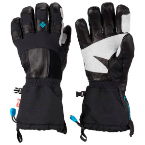 Columbia Men ' S Mountain Monster Glove - Black ( 011 )