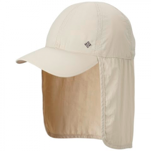 Columbia Insect Blocker Cachalot Hat - Fossil