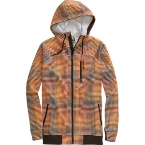 Burton Mens Sophisto Fleece - Bitters Gingham