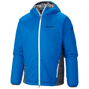 Columbia Men ' S Prima Hiker Jacket - Hyper Blue