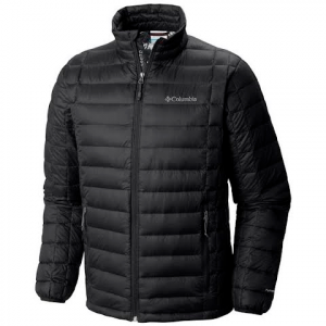 Columbia Men ' S Voodoo Falls 590 Turbodown Jacket ( Extended Size Tall ) - Black