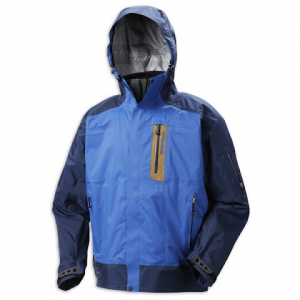 Columbia Mens Titanium Selkirk Parka ( Discontinued ) - Empire Blue