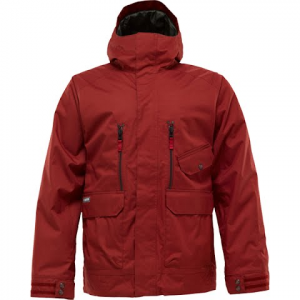 Burton Mens Bit - O - Heaven Jacket - Biking Red