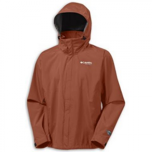 Columbia Mens Waypoint Ii Shell - Moab