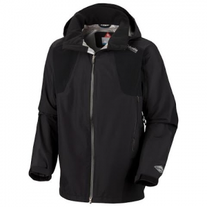 Columbia Mens Triple Trail Shell - Black