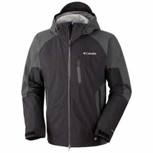 Columbia Men ' S The Compounder Ii Shell Jacket - Black