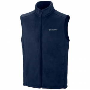 Columbia Men ' S Catherdral Peak Ii Vest - Collegiate Navy