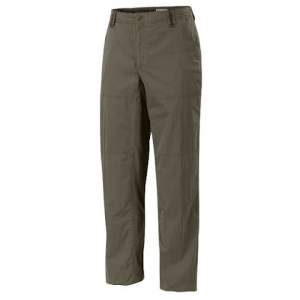 Columbia Mens Tetherow Butte Pant - Tank Green