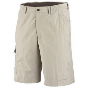 Columbia Mens Vertical Ridge Short - Fossil