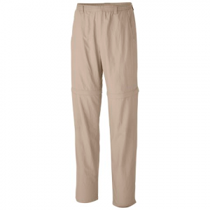 Columbia Men ' S Backcast Convertible Pant - Fossil