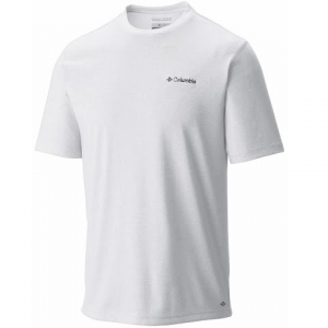 Columbia Men ' S Boynton Canyon Crew ( Discontinued ) - White