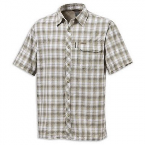 Columbia Hammerhead Short Sleeve Shirt - Fossil