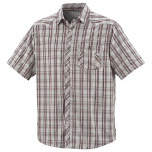 Columbia Mens Switchstance Short Sleeve Shirt - Elderberry