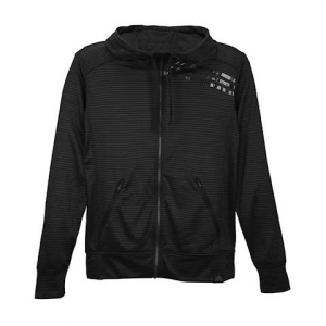 Adidas Mens Standard One Hoody - Black / Dark Grey