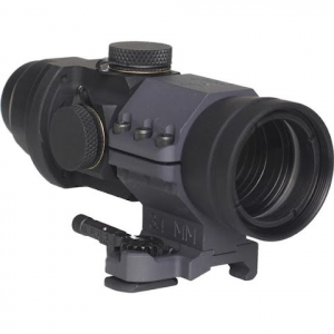 Browe Optics Browe Optics 4x32 Browe Sport Optic With 7 . 62 Amber Chevron Reticle