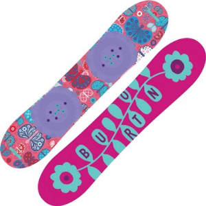 Burton Youth Chicklet Snowboard
