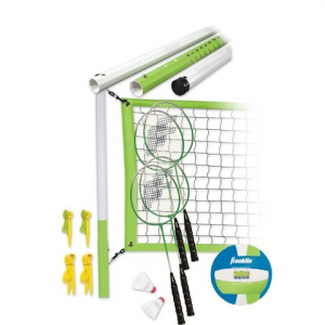 Franklin Intermediate Badminton / Volleyball Set
