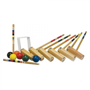 Franklin Advanced 6 Person Croquet Set