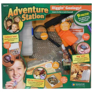 Adventure Station Diggin ' Geology  Kit