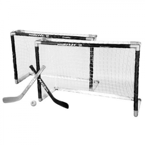 Franklin Nhl Mini Hockey 2 Piece Goal Set