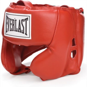 Everlast High Performance Leather Headgear