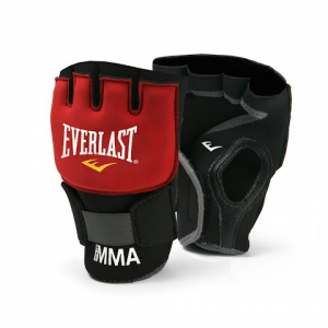 Everlast Mma Evergel Hand Wraps - Black