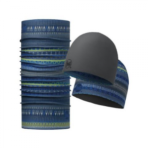 Buff Women ' S Original Hat And Neckwear Set - Oslo Blue