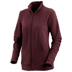 Columbia Women ' S Head Of The Trail Full Zip - Seminole