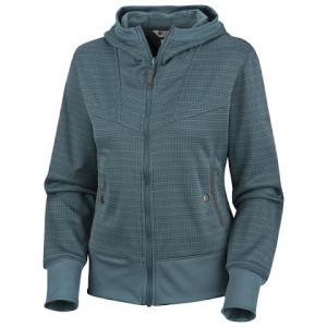 Columbia Women ' S Ice Pick Chick Hoody - Tidewater