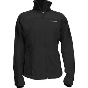 Columbia Womens Sugar Creek Fleece Jacket - Black