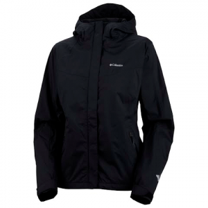 Columbia Women ' S Trailbreaker Jacket - Black