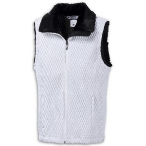 Columbia Women ' S Madison Quilted Softshell Vest ( Plus Sizes ) - White